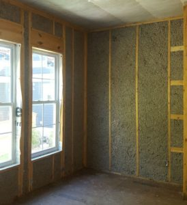 custom home insulation Hampstead