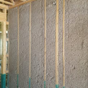 custom home insulation