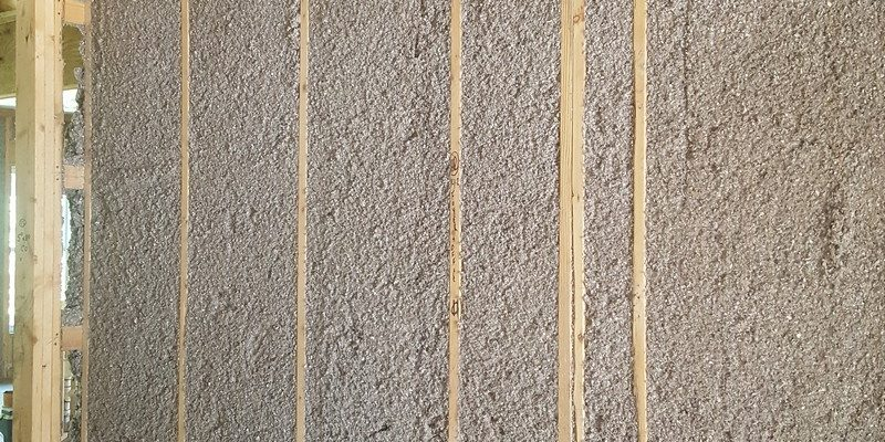 Why we use blown cellulose insulation jernigan homes for Which insulation is better